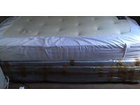 Dreams King Size Ashridge K Mattress with waterproof mattress protector