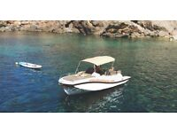 Boat Charter - discounted rates available until August! Puerto Pollensa Mallorca