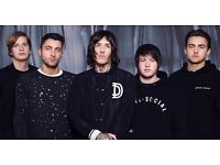 2 Bring Me The Horizon Standing Tickets Sheffield