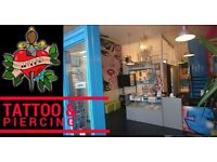 Tattooist for Brighton studio wanted
