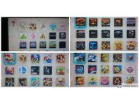 BLACK WII U 32GB + 32GB SD CARD,WITH 73 GAMES, 250GB HARD DRIVE