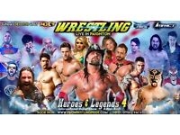 Live Pro Wrestling Supershow with International TV Supersars Tickets - WWE TNA NXT
