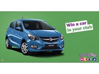 Win a Brand New Vauxhall Viva @ Mecca Drumchapel