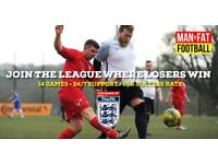 Love Football? Want to lose weight?