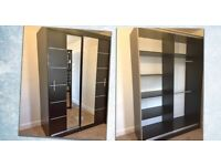 💥Hot Sale on Lisbon 2 Door Sliding Mirror Wardrobe💥 Limited Stock Available ⏳