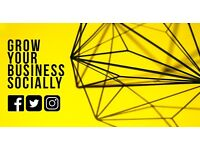 *GROW YOUR BUSINESS* Social Media Marketing, Design & Creative Branding *Facebook* *Instagram*