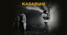 Kasabian Tickets Royal Albert Hall 2 or 4 Great Stalls Seats Sat 24th March £399 a pair.