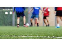 King's Cross Evening Futsal *All Levels Welcome*