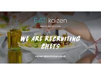Chef de Partie at a new Health & Protein Restaurant in Altrincham