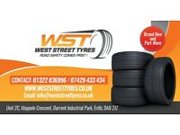 NEW / PART WORN TYRES FOR SALE