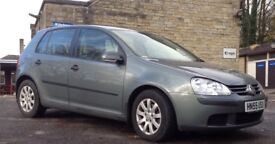 VW GOLF 1.9 TDI AUTOMATIC DSG..12 MONTHS MOT..FULL SERVICE HISTORY.HPI FREE CHEAP RELIABLE AUTOMATIC