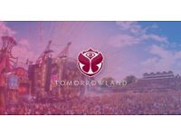 Tommorowland full weekend