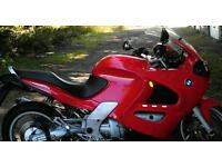 BMW motorcycle k1200 rs 1997