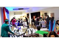 Bollywood Live Band for wedding, birthday & other parties.