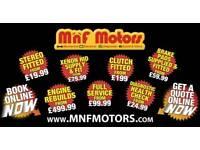 MnF Motors - Auto Car Mechanical & Electrical - repairs