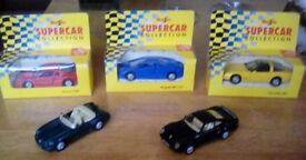Maisto super car collection