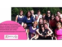Personal Training Bootcamp Women Only – Drop a Dress Size in 28 Days - Taster Week Monday 3rd April