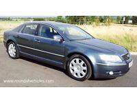 2004 VW Phaeton 3.2 V6 auto saloon 103k, history, 12 mths mot 12 mths warr BEAUTIFUL BIG LUXURY CAR!