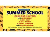HACKNEY SUMMER SCHOOL