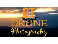 Drone photography for hire