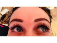 *MOBILE* Eyelash extensions and LVL £35