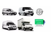 Man And Van From £15/hr (24 hours) All UK - Short Notice - House Move, Removal, Clearance