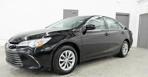 2015 Toyota Camry LE - Accident Free, Local Sask unit, PST Paid