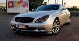 Mercedes CLS 320CDI.sale or swap!