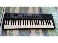 M Audio Oxygen 49 3rd Generation MIDI Keyboard