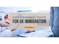 Business Plans for UK Immigration