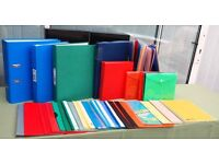 GREAT SELECTION OF STATIONERY
