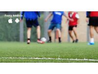 Monday Evening Casual 5aside Football - Caledonian Road