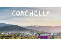 Coachella Music Festival Tickets 20/04/18 Weekend-2 - GA Pass BEYONCE/WEEKND
