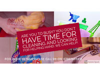 ANIKA Cleaning Servies - Domestic Cleaner family business