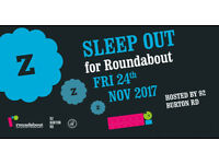 Roundabout Sleep Out 2017