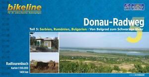 Bikeline-Radtourenbuch-Donau-Radweg-5-Belgrad-bis-ans-Schwarzes-Meer