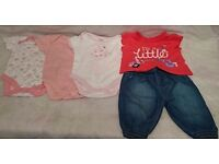 0-3 month girl's bundle