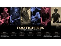 Foo Fighters Tickets x2 at face value (£80 each) - London Stadium Friday 22nd June 2018