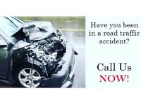 Had an accident not your fault call us for free legal advice