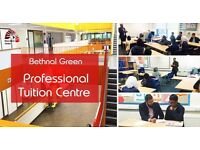 English & Maths GCSE + Key Stage 2,3 & 4 Tuition - Saturday School in Bethnal Green FREE 1st lesson