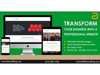 Website Design - Local, affordable web design based in Micklefield, Leeds
