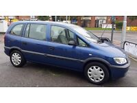 Vauxhall ZAFIRA For Sale / Leeds