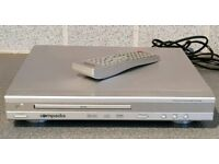 DVD Player - Compacks DVD8005 - plays DVD, CD, CD-R & CD-RW discs