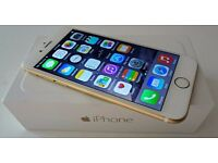 Apple iPhone 6 UK Smartphone - Gold (16GB) (Certified Refurbished