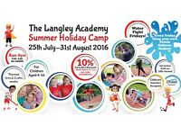 Holiday Camps for kids 4-16yrs, Fantastic childcare from £17.90per day Ofsted registered DBS checked