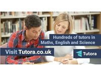 Private Home Tutors & Teachers Needed for Maths, English, Science & Languages