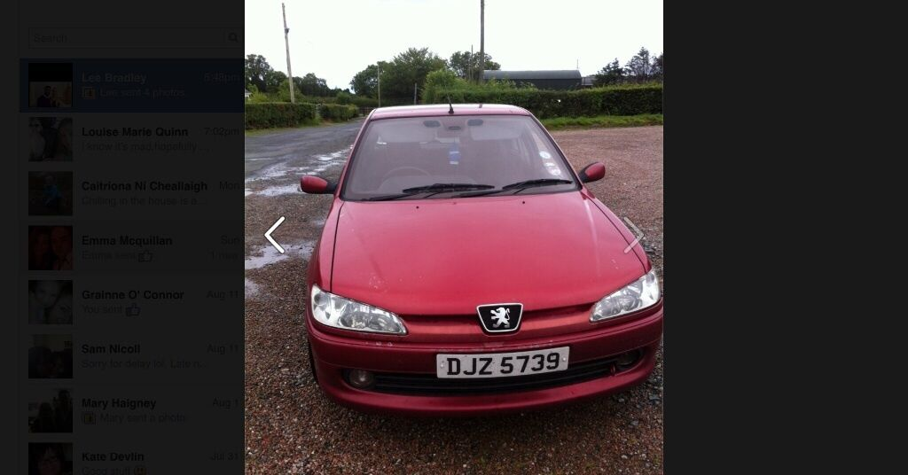 peugeot 306 2 litre hdi 2001 in omagh county tyrone gumtree. Black Bedroom Furniture Sets. Home Design Ideas