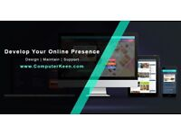 Create & Develop Your Online Presence