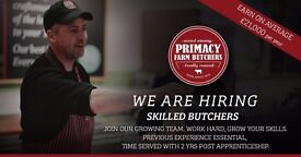Butcher for our Primacy Meat Counters in the Co Armagh area