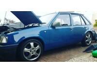 Vauxhall nova swap/sale